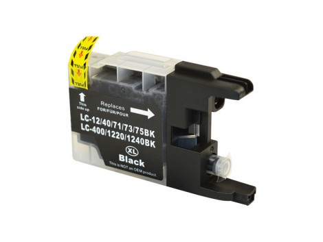 Compatible Brother LC-40Bk, LC-73BK Ink Cartridge
