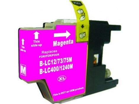 Compatible Brother LC-40M, LC-73M Ink Cartridge