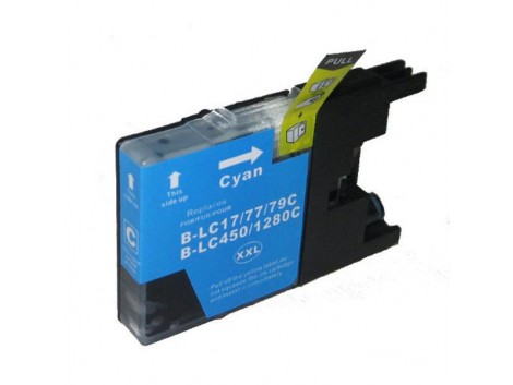 Compatible Brother LC77XLC Ink Cartridge