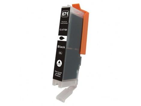 Compatible Canon CLI-671XLBk Ink Cartridge
