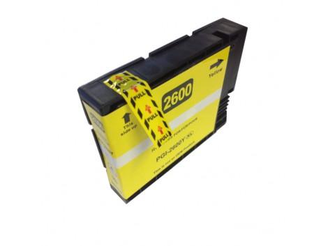 Compatible Canon PGI2600YXL Ink Cartridge