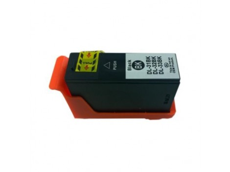 Compatible Dell 592-11797 Series 33 Black Ink Cartridge