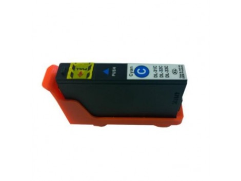Compatible Dell 592-11800 Series 33 Cyan Ink Cartridge