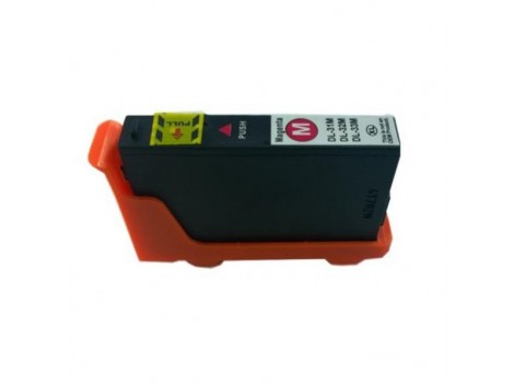 Compatible Dell 592-11799 Series 33 Magenta Ink Cartridge