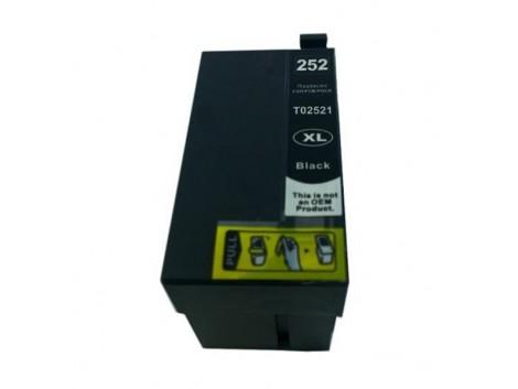 Compatible Epson 252XL Black C13T253192 Ink Cartridge