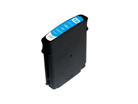 Compatible HP #18 C (C4937A) Ink Cartridge