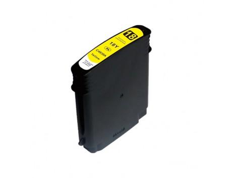 Compatible HP #18Y (C4939A) Ink Cartridge