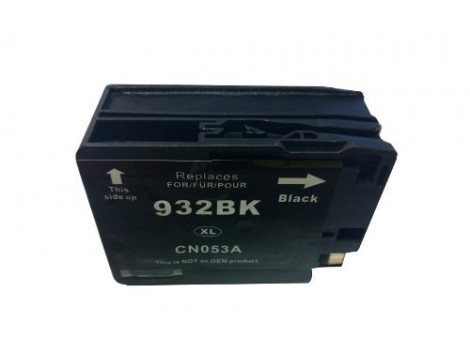 Compatible HP 932BkXL Ink Cartridge