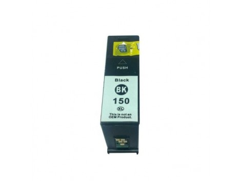 Compatible Lexmark 150XL BK Ink Cartridge