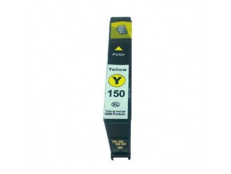 Compatible Lexmark 150XL Y Ink Cartridge