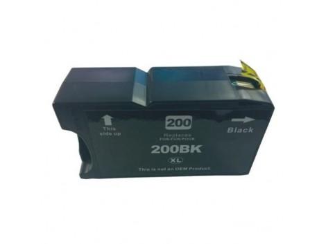 Compatible Lexmark 220XLBK, 200XLBK Ink Cartridge