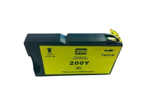 Compatible Lexmark 220XLY, 200XLY Ink Cartridge