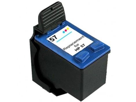 Remanufactured HP #57, #57 (C6657AA) Ink Cartridge