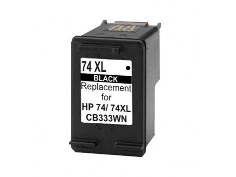 Compatible HP #74X, #74XLBk (CB336WA) High Yield Ink Cartridge