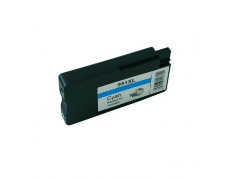 Remanufactured HP #951CXL (CN046AA) Ink Cartridge