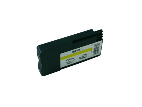 Remanufactured HP #951YXL (CN048AA) Ink Cartridge