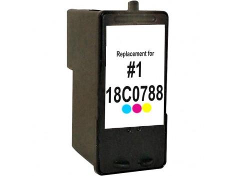 Remanufactured Lexmark 18C0781 #1 Ink Cartridge