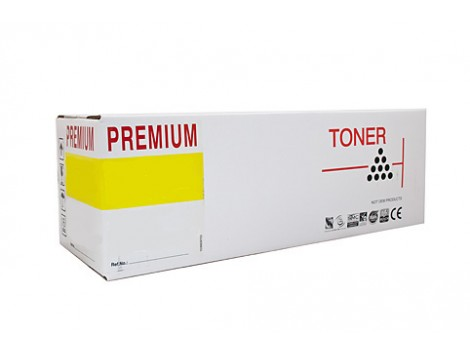Remanufactured HP #648, Yellow Laser Cartridge (CE262A) Toner Cartridge