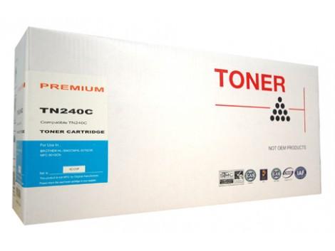 Compatible Brother TN-240C Toner Cartridge