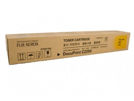 Genuine Fuji Xerox CT201163 Toner Cartridge