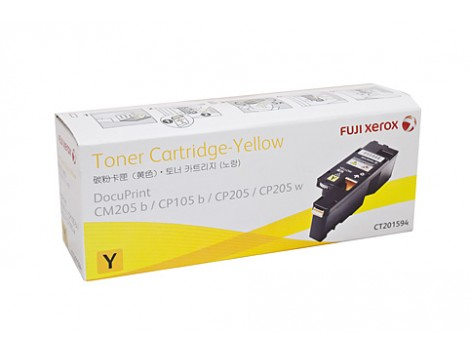 Genuine Fuji Xerox CT201594 Toner Cartridge