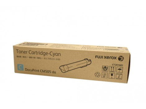 Genuine Fuji Xerox CT201681 Toner Cartridge