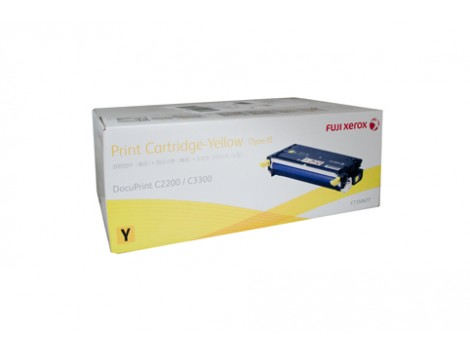 Genuine Fuji Xerox CT350677 Toner Cartridge