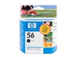 Genuine HP C6656AA Black Ink Cartridge