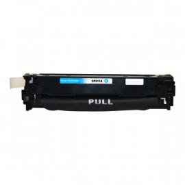 Compatible HP #131, Cyan Laser Cartridge, #131A Cyan (CF211A) Toner Cartridge