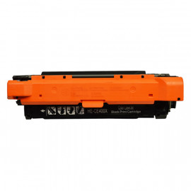 Compatible HP #507, #507X  (CE400X) Toner Cartridge