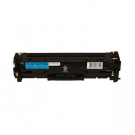 Compatible HP #305, Cyan Laser Cartridge, #305A Cyan (CE411A) Toner Cartridge