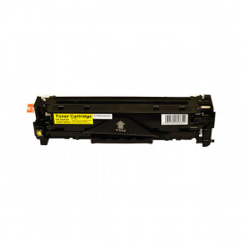 Compatible HP #305, Yellow Laser Cartridge, #305A Yellow (CE412A) Toner Cartridge