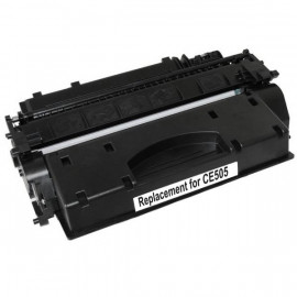 Compatible HP #05, Mono Laser Cartridge, #05A (CE505A) Toner Cartridge