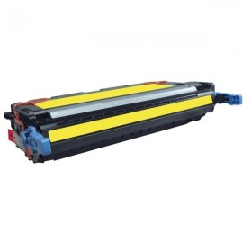 Compatible HP #502, Yellow Laser Cartridge (Q6472A) Toner Cartridge