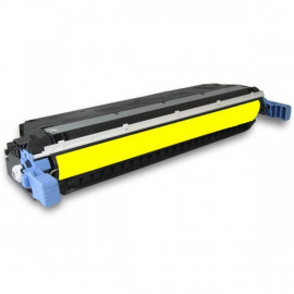 Compatible HP #645A Yellow (C9732A) Toner Cartridge