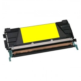 Compatible Lexmark C5220YS Toner Cartridge