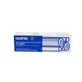 Genuine Brother PC-302RF Fax Film