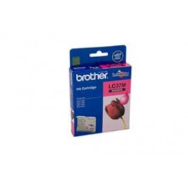 Genuine Brother LC-37M Magenta Ink Cartridge