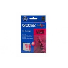 Genuine Brother LC-57M Magenta Ink Cartridge