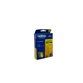 Genuine Brother LC-67HYY Yellow Ink Cartridge