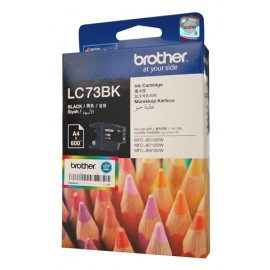 Genuine Brother LC-73BK Ink Cartridge