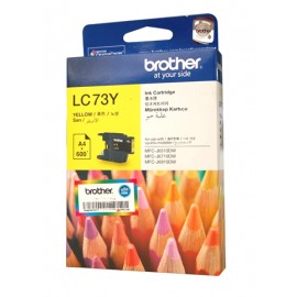 Genuine Brother LC-73Y Ink Cartridge