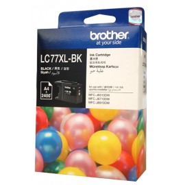 Genuine Brother LC-77XLBK Ink Cartridge