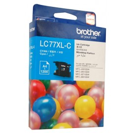 Genuine Brother LC-77XLC Ink Cartridge