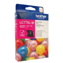 Genuine Brother LC-77XLM Ink Cartridge