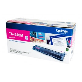 Genuine Brother TN-240M Magenta Toner Cartridge