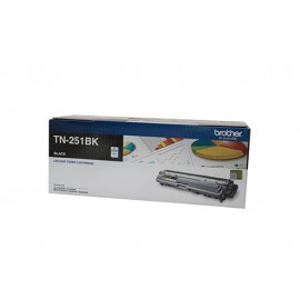 Genuine Brother TN-251BK Toner Cartridge