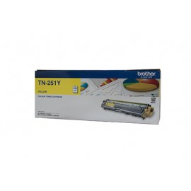 Genuine Brother TN-251Y Toner Cartridge