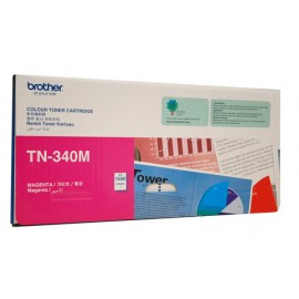 Genuine Brother TN-340M Toner Cartridge