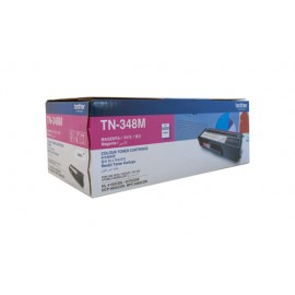 Genuine Brother TN-348M Magenta Toner Cartridge